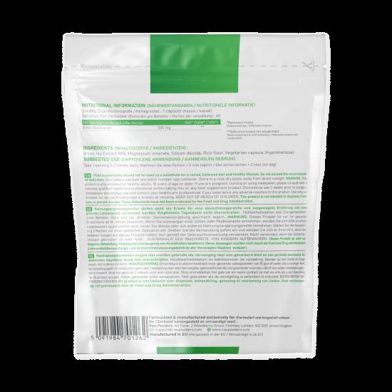 Grüntee-Extrakt 500mg 60 Kapseln