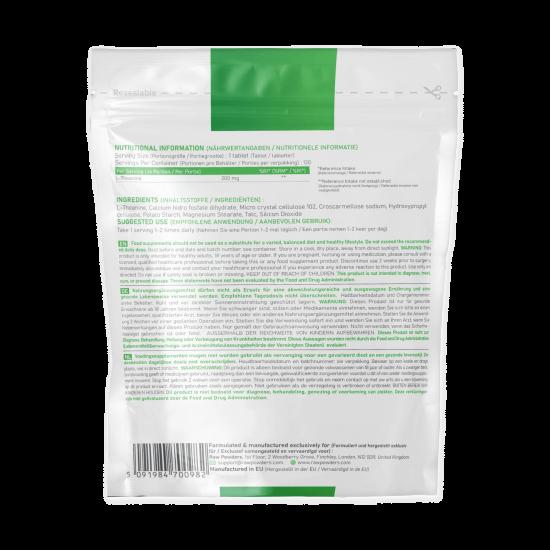 L-Theanin 200 mg. 120 Tabletten