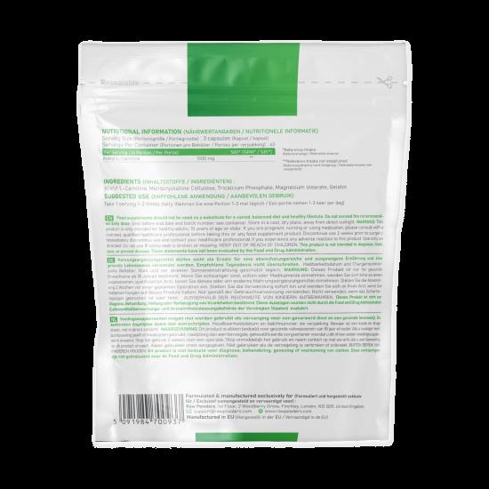 Acetyl L-Carnitin (ALC carnitin) Kapseln