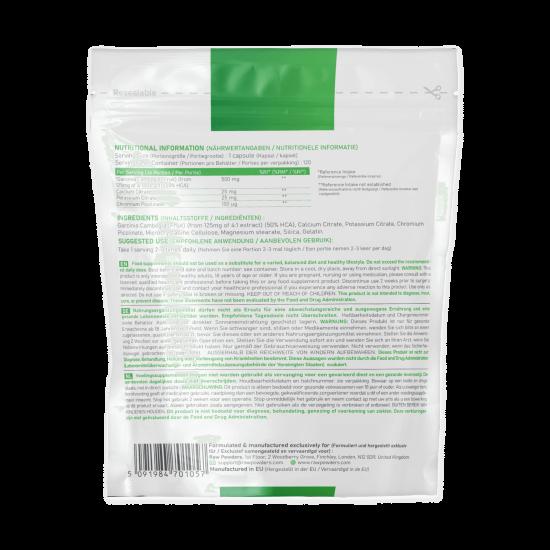 Garcinia Cambogia 500 mg 120 Kapseln