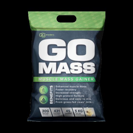 Go Powders Go Mass 5kg