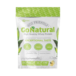 Go Natural 1 kg Whey Protein