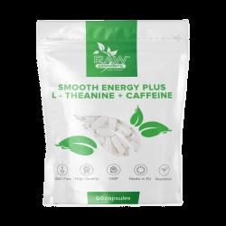 Smooth Energy Plus (L-Theanin und Koffein) 60 Kapseln