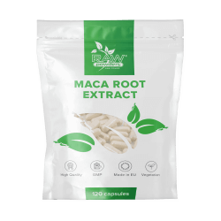 Maca Root extrakt 10:1 5000mg 120 Kapseln