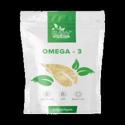 Omega 3 200 Softgel-Kapseln