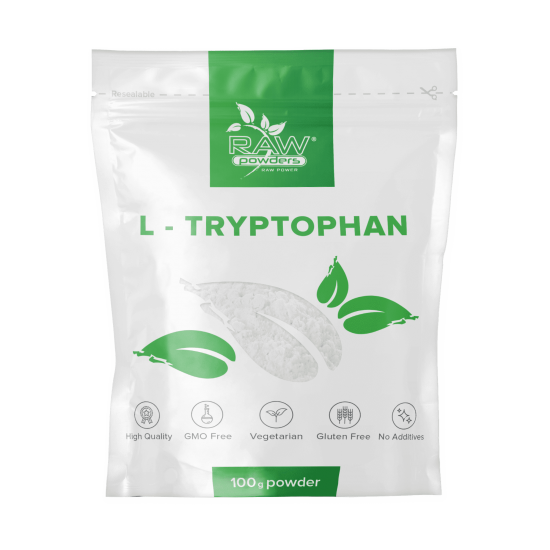 L-Tryptophan Pulver 100 Gramm