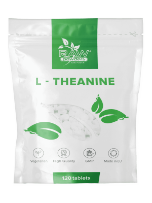 L-Theanin 200 mg. 120 Tabletten