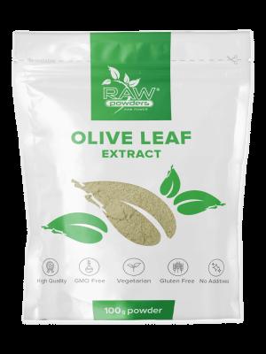 Olivenblattextrakt Pulver 100 Gramm