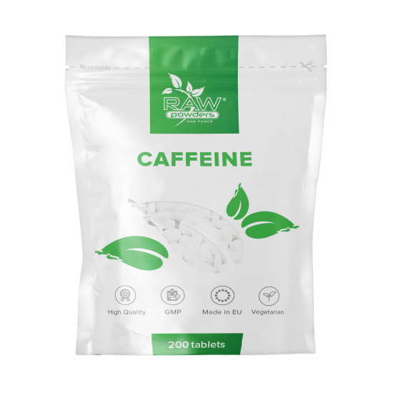 Koffein 200 mg 200 Tabletten