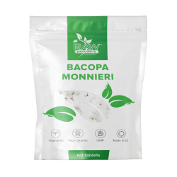 Bacopa Monnieri 500mg 60 Tabletten