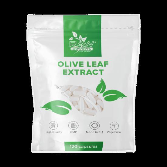 Olivenblattextrakt 500mg 120 Kapseln
